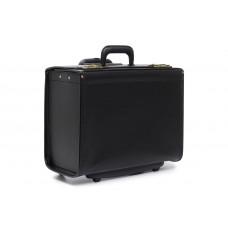 Defender - C410318 - Vinyl Wheeled Catalog Case