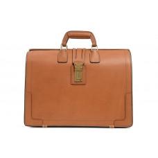 Churchill - B1140 -  Classic Leather Briefcase