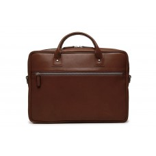 Dylan - Z1281 - Computer Leather Briefcase