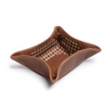 Dunbar - R1248 - Leather Change Tray