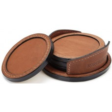 Frost - R1073 - Leather Coasters - Adventure