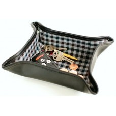 Lux Dunbar - R1248 - Leather Change Tray